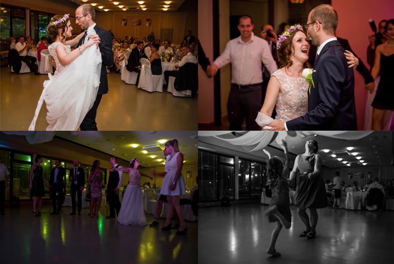 svadobne tance