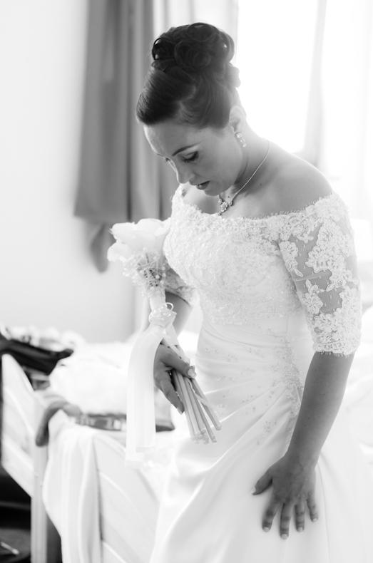 svadobne pripravy fotografia